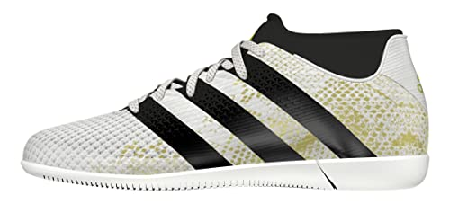 adidas Ace 16.3 Tf J Scarpe da Calcio Unisex Bambini Bianco Ftwr White/Core