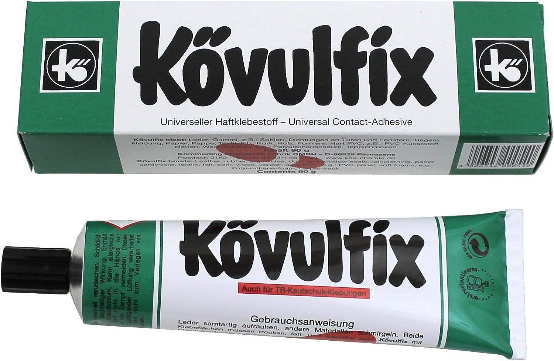 Kövulfix 60g Universalkleber Lederkleber Klebstoff Küche Haushalt