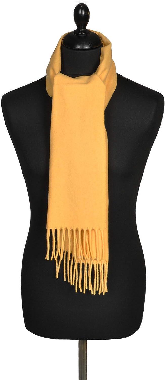 TOUTACOO Bufanda de Lana Fabricada en Francia Hombre y Mujer