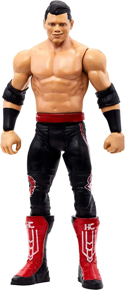 Posable 6-in//15.24-cm Collectible for Ages 6 Years Old /& Up WWE Sheamus Action Figure