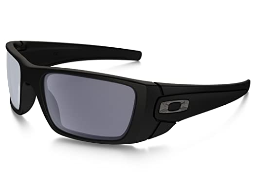 Oakley SI Fuel Cell Special Forces Sunglasses Black Frame/Grey Lens
