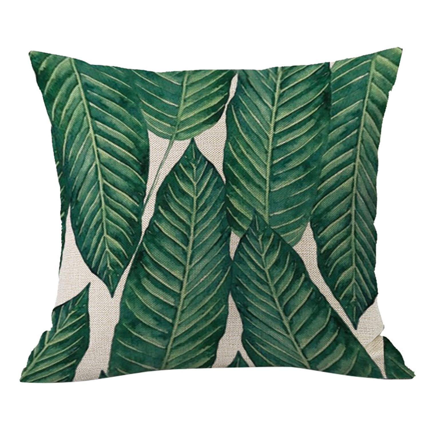 Amazon.com: Kim Pater New Pillow Case Flax Cushion Cover ...