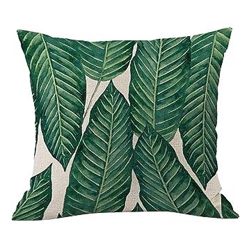 Amazon.com: Kim Pater New Pillow Case Flax Cushion Cover ...