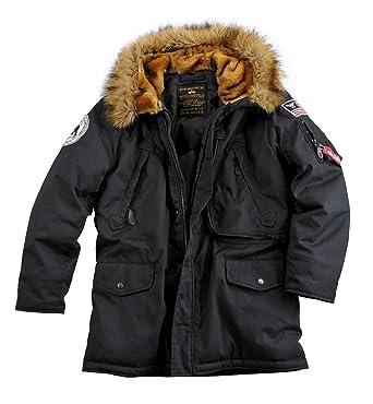 Alpha Industries Polar Jacket Down Winterjacke Parka 30100