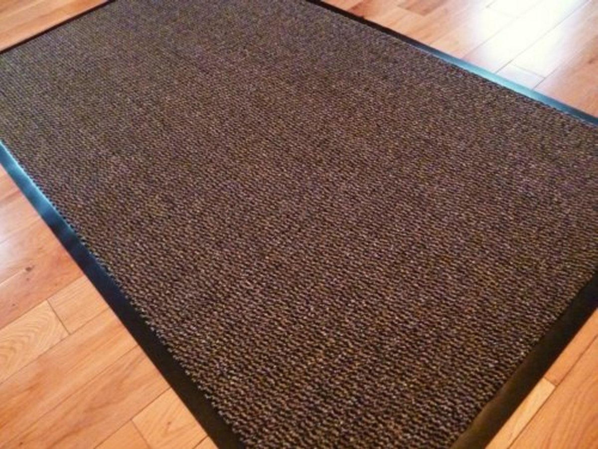 Extra Large Entrance Door Mat 120cm x 180cm Rubber Backed Non Slip Amazon.co.uk Kitchen \u0026 Home & Extra Large Entrance Door Mat 120cm x 180cm Rubber Backed Non Slip ...