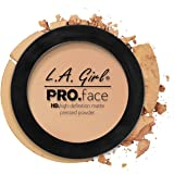 L A Girl HD Pro Face Pressed Powder, 7g