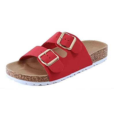 6297ab88f1cb Guilty Shoes GHBirken Red Pu 5.5