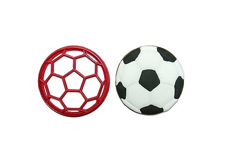 Balón de fútbol molde para galletas