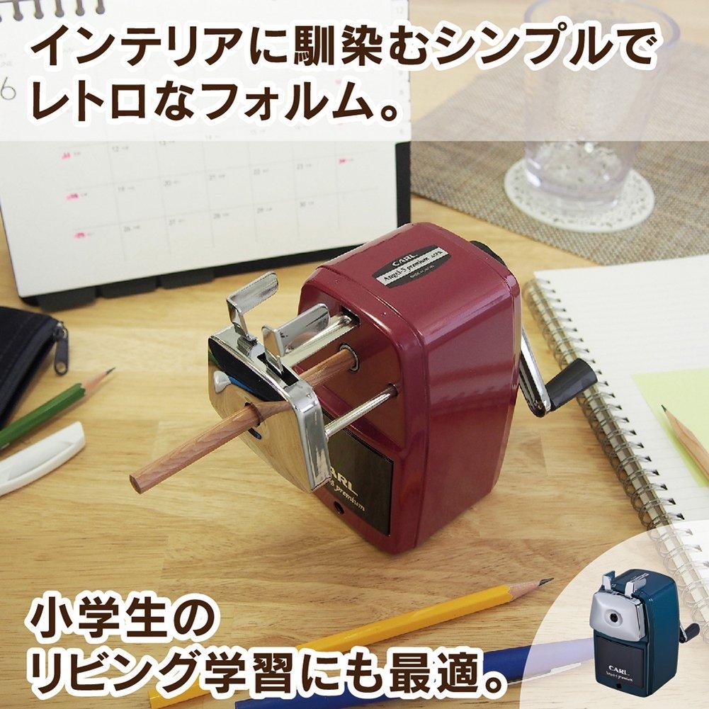 Angel vessel remove Karujimu-ki manual pencil 5 Premium Red A5PR-R japan import