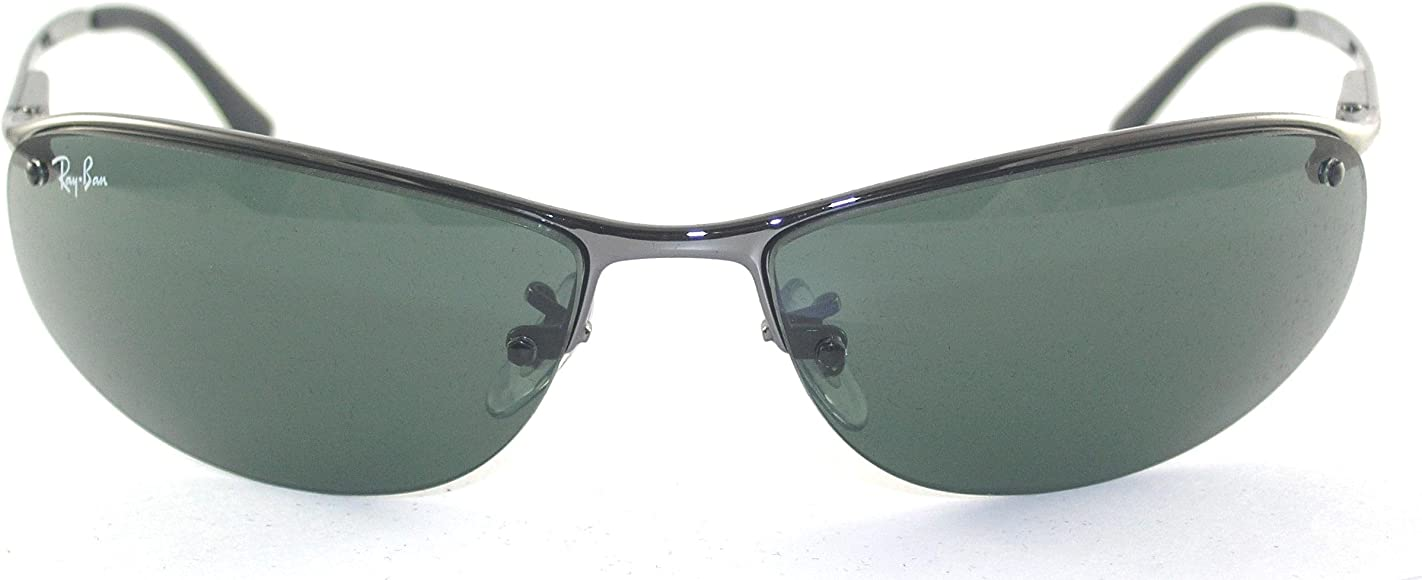 ray-ban rb3179 sidestreet sunglasses 63mm