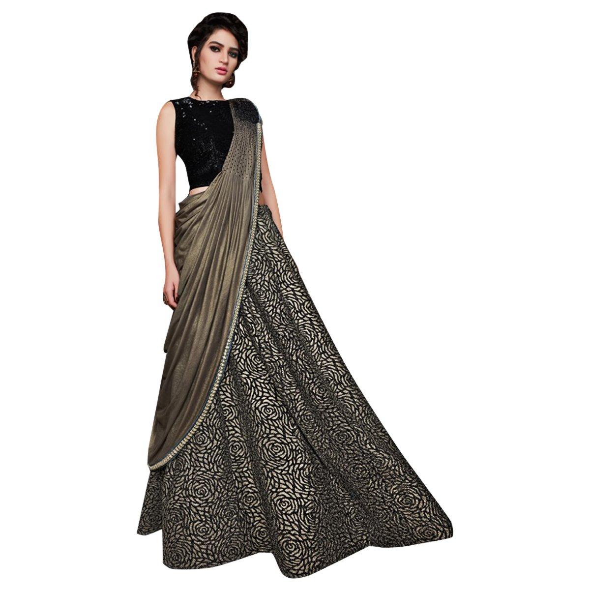 Women Lehenga Choli Dupatta Bollywood Ceremony Bridal Wedding Women Blouse party wear Collection 594 2