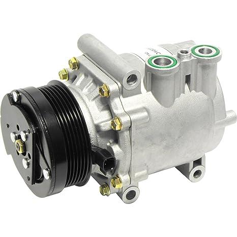 Universal Aire Acondicionado A/C co102580ac Compresor y embrague