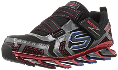 1748df12bd30 Skechers Kids Mega Blade 2.0 Chrome Z Sneaker (Little Kid Big Kid)