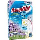 DampRid FG83LV Hanging Moisture Absorber Lavender Vanilla, 3-Pack