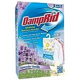 Amazon Price History for:DampRid FG83LV Hanging Moisture Absorber Lavender Vanilla, 3-Pack