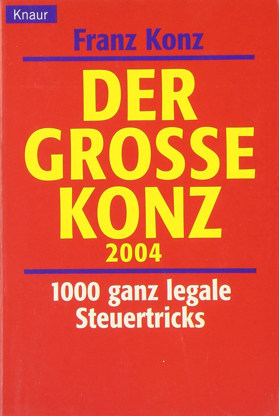 Der grosse Konz 2004