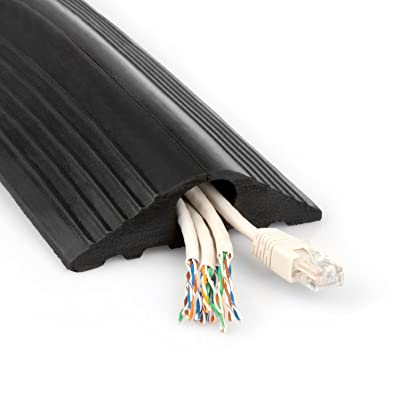 Cable Cord Protector Cable Management Wire Tidy Organiser Belloxis 16.4ft Cable Sleeve