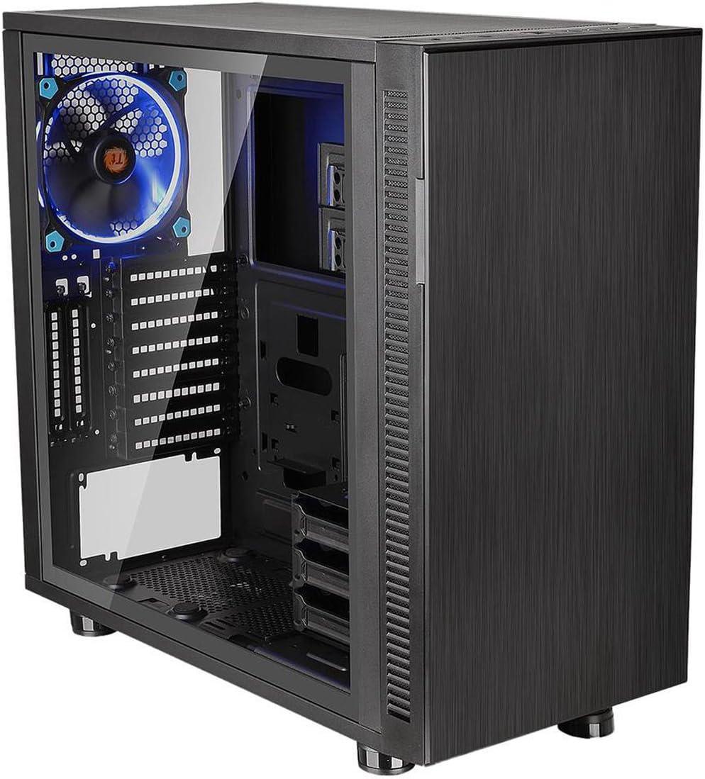 Adamant Custom 32-Core Liquid Cooled Workstation Desktop Computer System AMD Ryzen Threadripper 3970X 3.7Ghz 128Gb DDR4 5TB HDD 1TB NVMe SSD 850W Toughpower PSU GeForce RTX 2060 6Gb