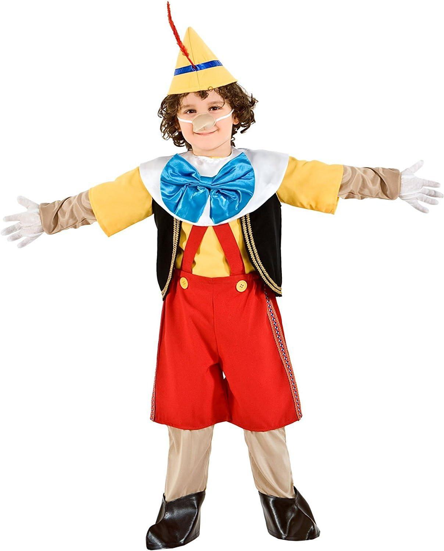 chiber Disfraces Disfraz de Marioneta para niño (Talla 5): Amazon ...