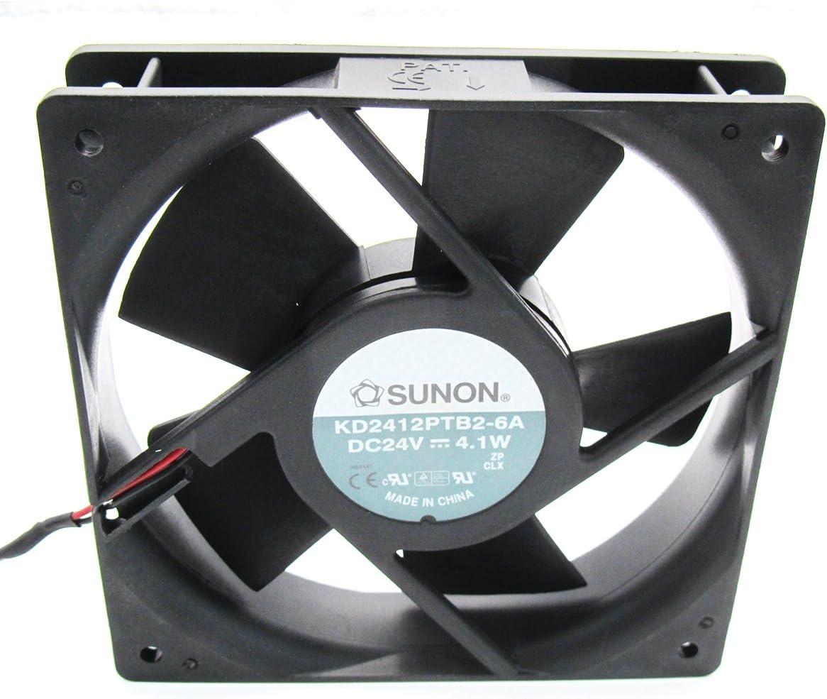 KUNPENG - Ventilador # KD2412PTB2-6A DC24V - 4.1W AJUSTE PARA SWF ...