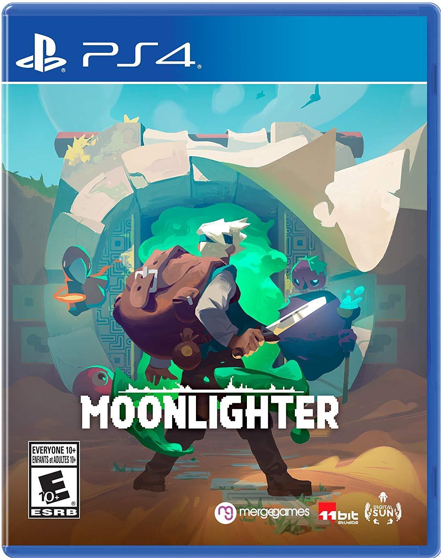 Amazon com: Moonlighter - PlayStation 4: Crescent Marketing