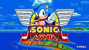Sonic Mania - Nintendo Switch [Digital Code]