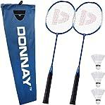 Raquette de badminton Donnay