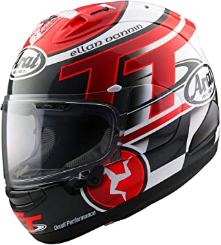 Arai Casco rx-7 V Isle of Man TT 2016 Size L