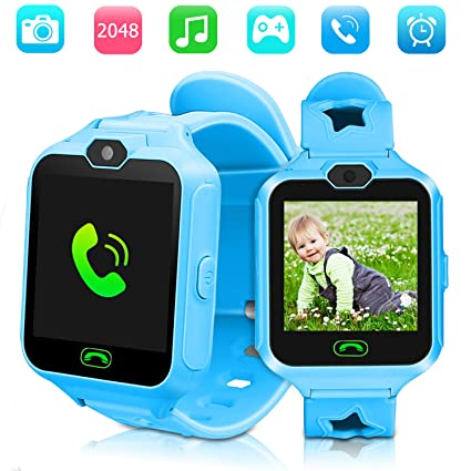 Kid Smartwatches Kids Phone Watch Girls Boys Birthday Gift For 3 15 Years Old