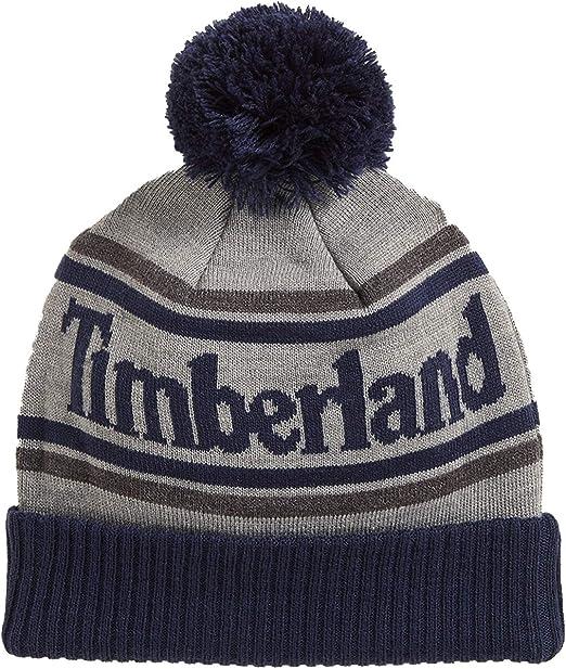 Timberland Berretto da uomo con logo Taglia unica
