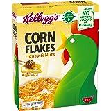 Kellogg's Corn Flakes Honey & Nuts, 375 g