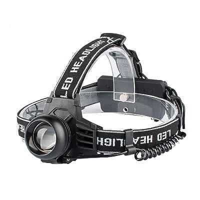 T6 Phare De Lumière De Pêche De Nuit En Plein Air équitation Avertissement De Recharge USB