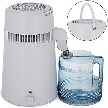 Mophorn 4L Countertop 750W Stainless Steel Water Distillation Purifier