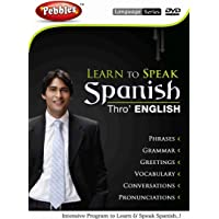 Pebbles Learn Spanish (DVD)