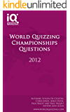 World Quizzing Championships 2012 - Quiz Book