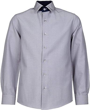 GOL - Camisa - para niño Gris 15 años: Amazon.es: Ropa