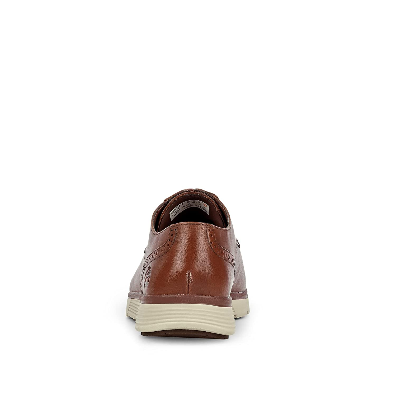 Timberland CA1RN4 Franklin Herren Sportiver Schnürschuh Schnürschuh Schnürschuh aus hochwertigem Leder B07B4JVBPB  a8d6f5