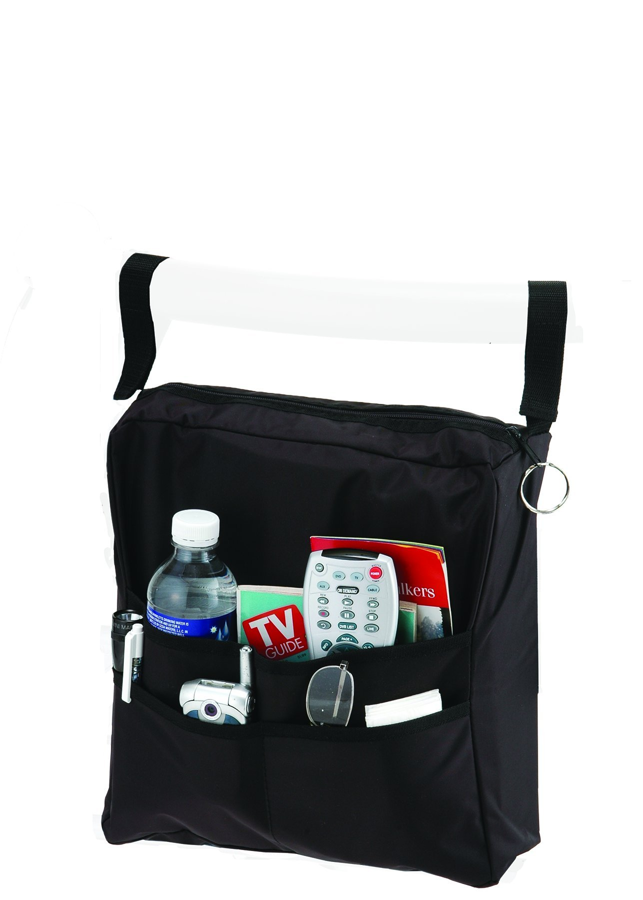 NOVA Medical Products 4001WP Black Hanging Walker Pouch