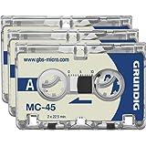 Grundig Business Systems micro-cassette MC 45 Durée d'enregistrement (max.) 45 min