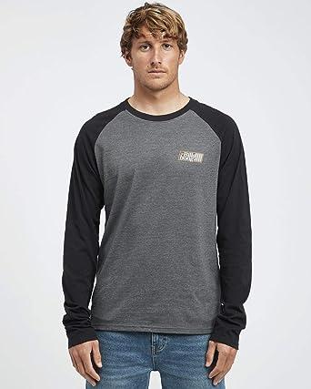 BILLABONG™ Super 8 - Camiseta de Manga Larga para Hombre Q1LS14BIF9: Amazon.es: Deportes y aire libre