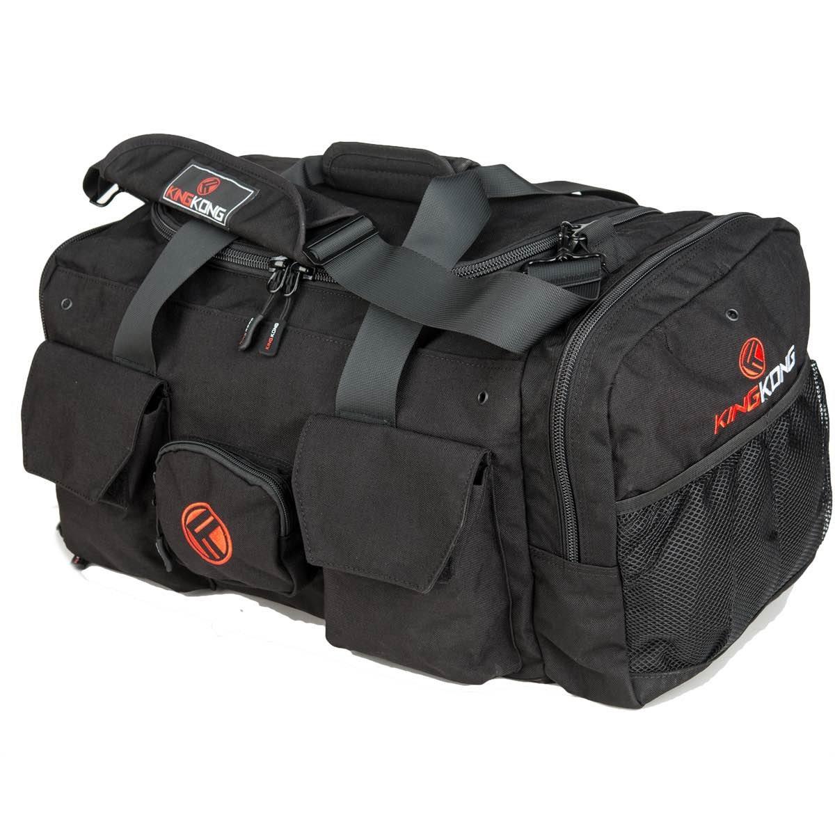 3919188018 Amazon.com   King Kong Original Nylon Gym Bag - Heavy Duty and  Water-Resistant Duffle Bag - Military Spec Nylon- Heavy Duty Steel Buckles  - 20