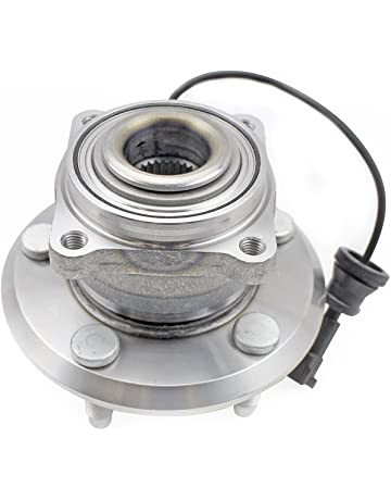 CRS NT930838 New Wheel Bearing Hub Assembly, Rear Left (Driver)/ Right (