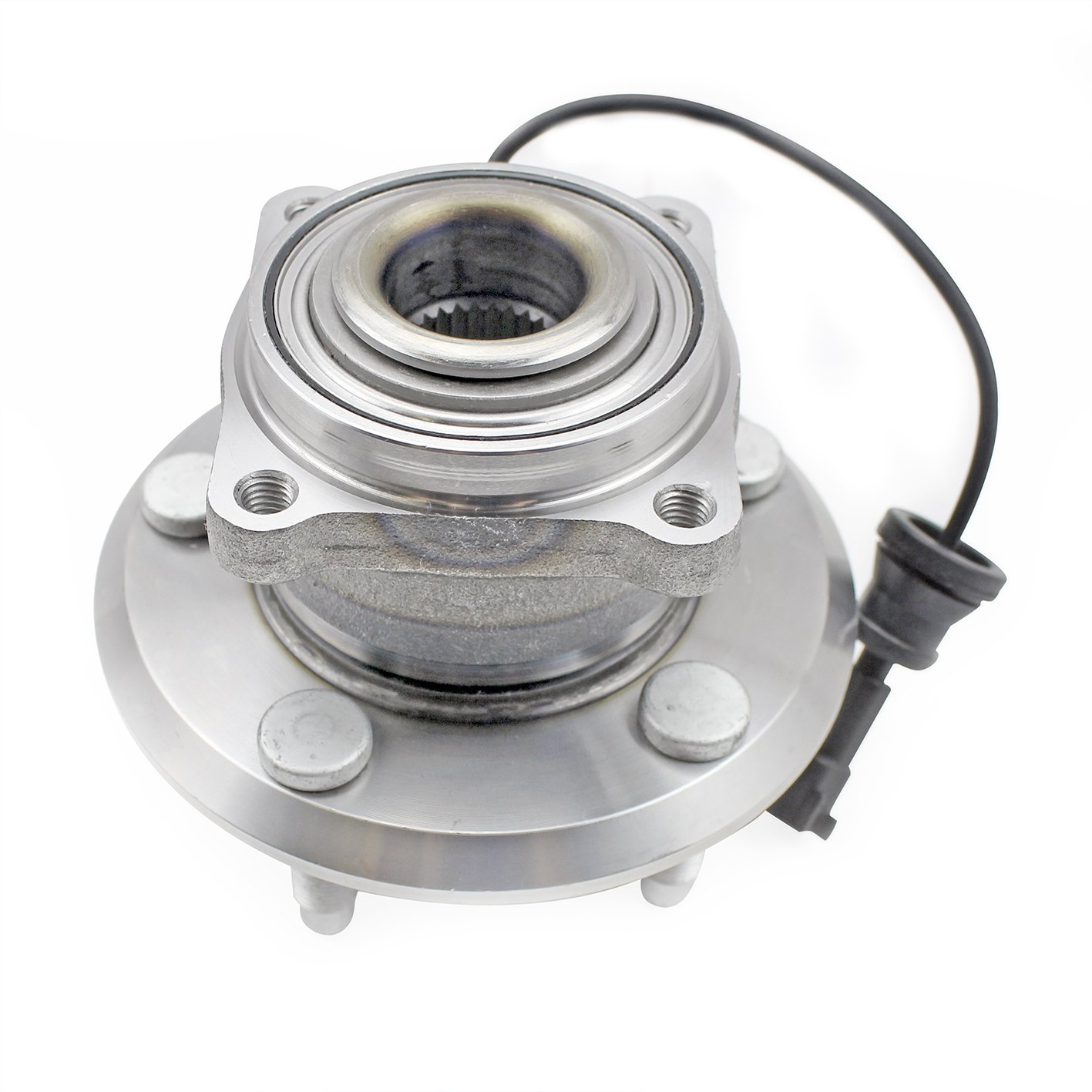 CRS NT930838 New Wheel Bearing Hub Assembly, Rear Left (Driver)/ Right (Passenger), for 2010-2016 Chevy Equinox, 2010-2016 GMC Terrain, FWD/AWD
