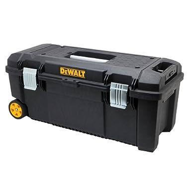 DEWALT 28 In. Tool Box On W