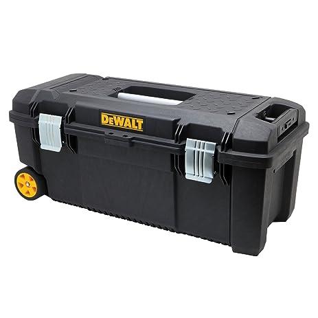 dewalt rolling tool chest. dewalt dwst28100 28 in. tool box on wheels rolling chest