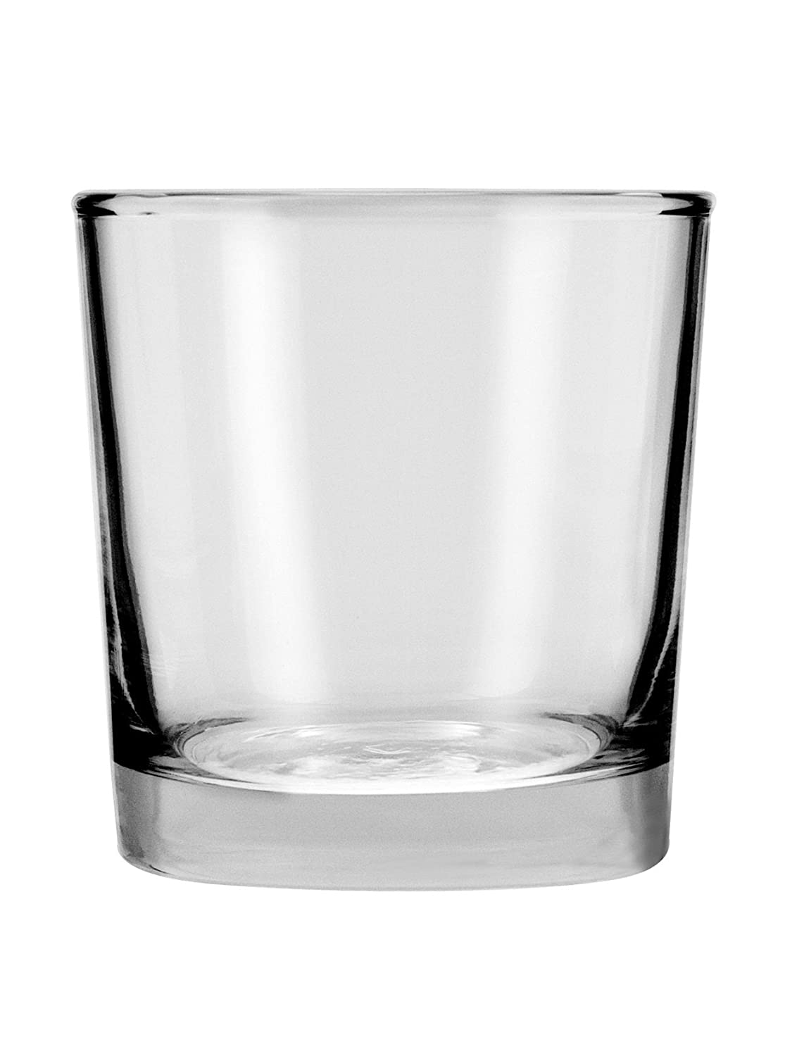 Anchor Hocking Heavy Base Rocks Old Fashioned Whiskey Glasses, 9 oz (Set of 12) - 3178EZ