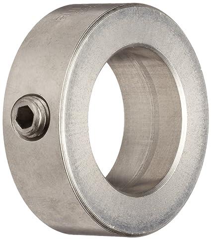 35 mm OD 8 mm Width Two Piece Ruland ENSP35-14MM-A 2024 Aluminum Shaft Collar Thin Line 14 mm Bore