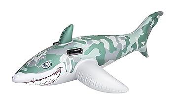 Bestway - Flotador, diseño tiburón (41092): Amazon.es: Juguetes y ...