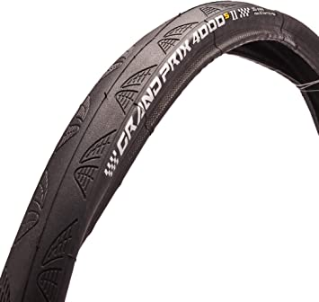 SET 2 x Continental Grand Prix 4000S II Faltreifen 25 mm black 700x25C NEU