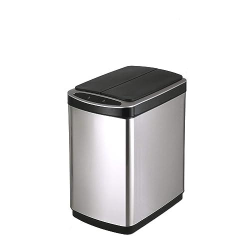BCOM センサー式ステンレスダストボックス
